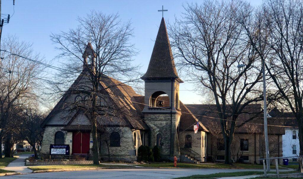 St John the Divine Burlington, WI